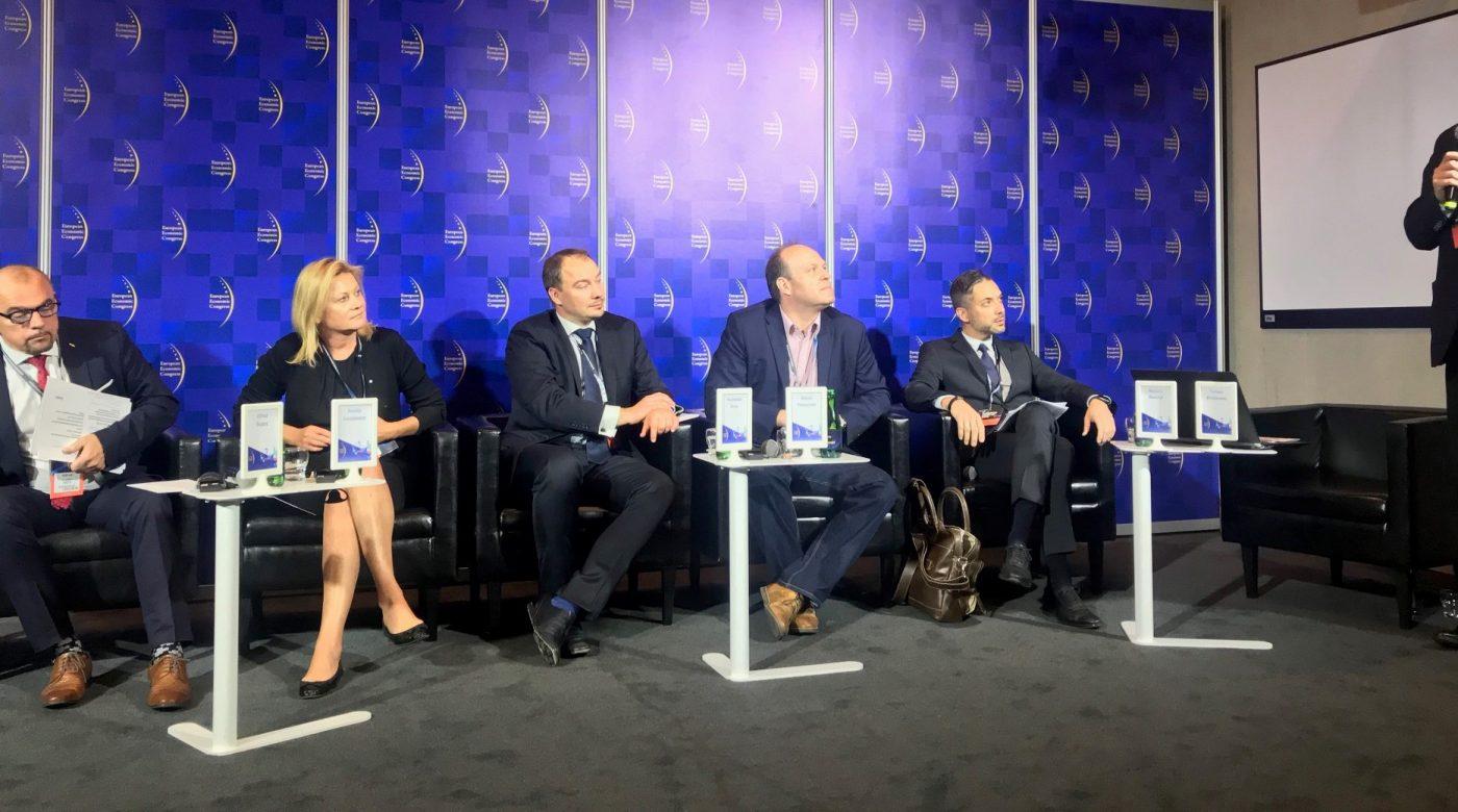 O zakazie handlu na Europejskim Kongresie Gospodarczym