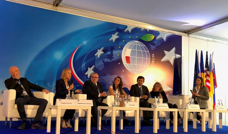 Firmy POHiD na Forum Ekonomicznym w Krynicy