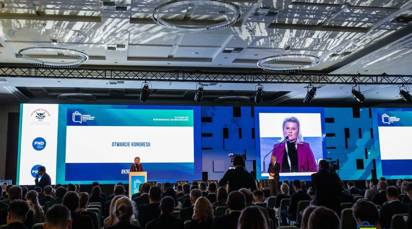 Kongres Nowoczesnej Dystrybucji –  nowa platforma dialogu