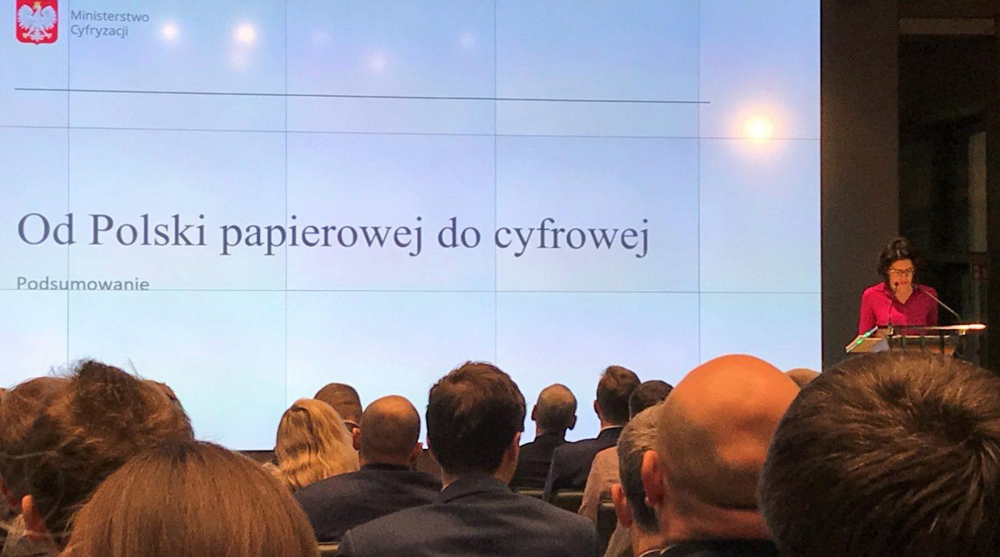 POHiD wspiera cyfryzację gospodarki