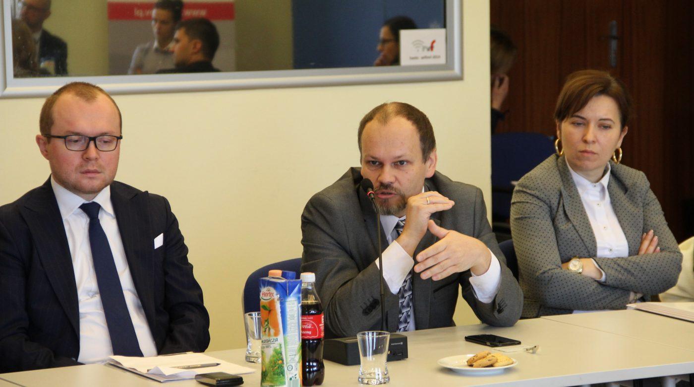 POHiD na spotkaniu w MF dot. przeciwdziałaniu szarej strefie