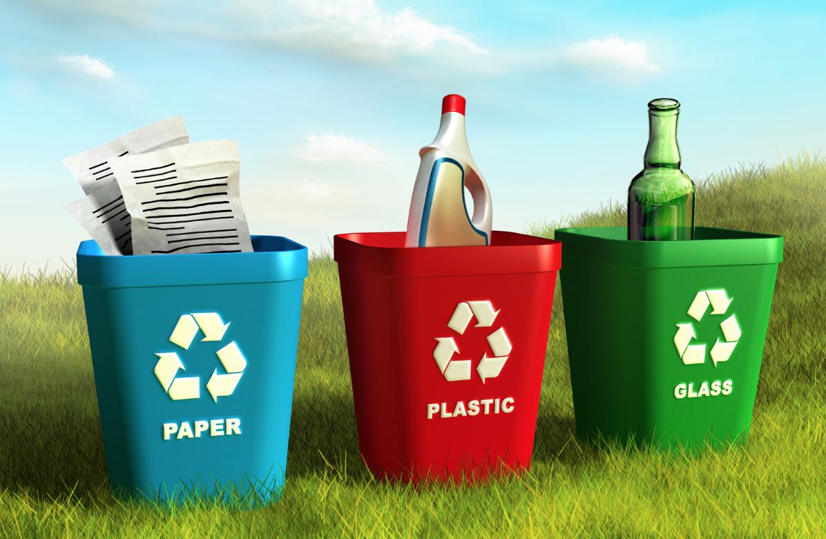Dodatkowe opłaty recyklingowe w handlu
