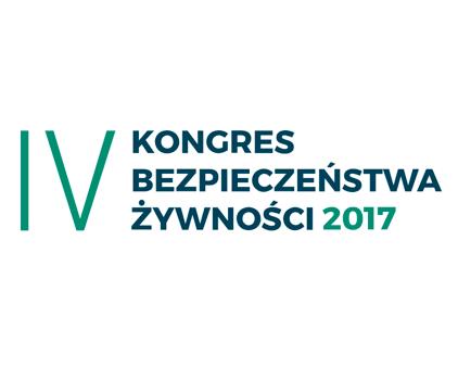 IV Kongres Bezpieczeństwa Żywności 2017